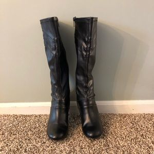 Kenneth Cole Reaction Shoes - Kenneth Cole Reaction black boots